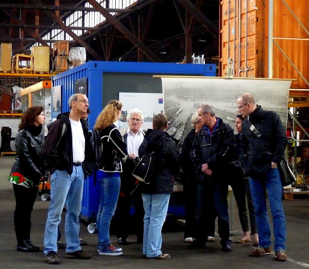 Hafensenior-kl-Besucher